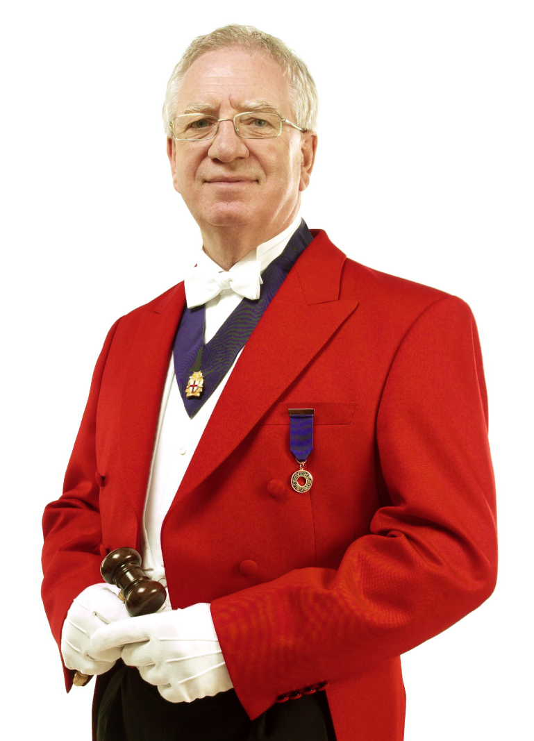 John Richard Toastmaster and Magic Circle Magician