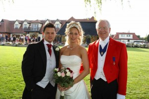 Wedding Toastmaster and Magician